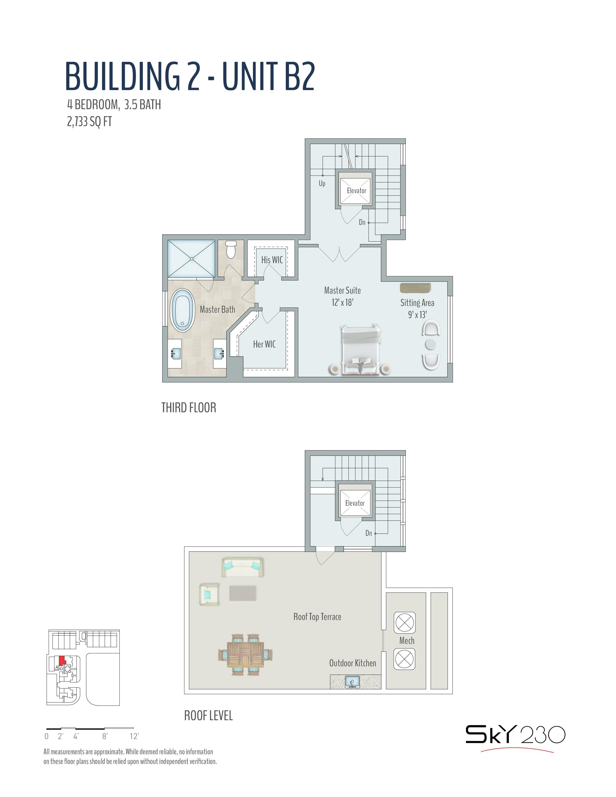 100 Grandeur 8 Floor Plan 16 East 69th Street New